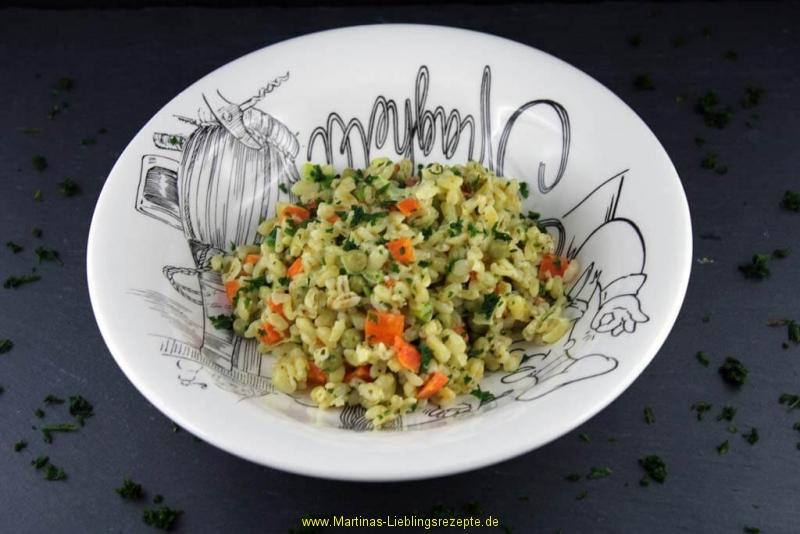 Ebly-Gemüsepfanne