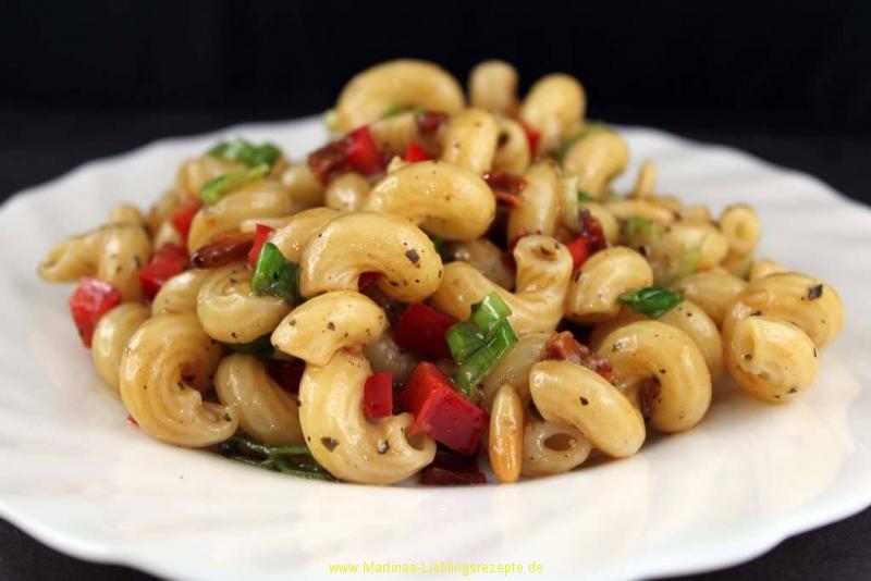 Nudelsalat Italiano