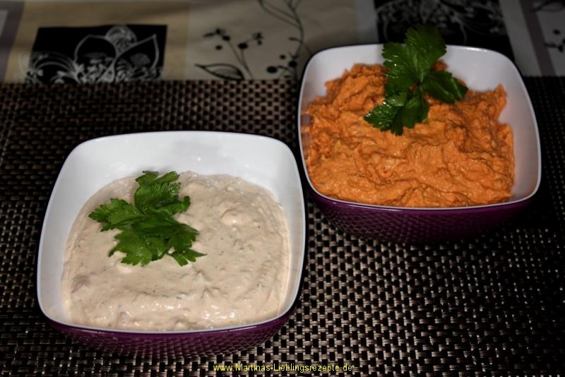 Tomaten-Avocado-Dip mit Quark