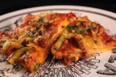 Schnelle Gyros-Pizza