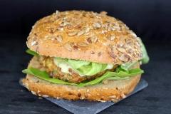 Martina's Veggie-Burger