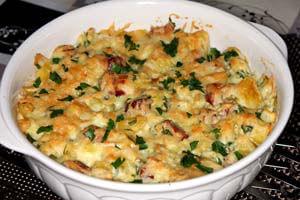 Deftige Kartoffelpfanne