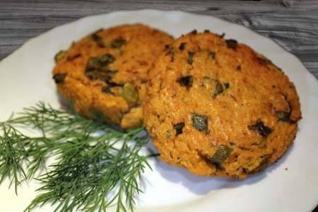 Foto zum Rezept: Plätzchen aus Couscous vom Blech auf www.martinas-lieblingsrezepte.de