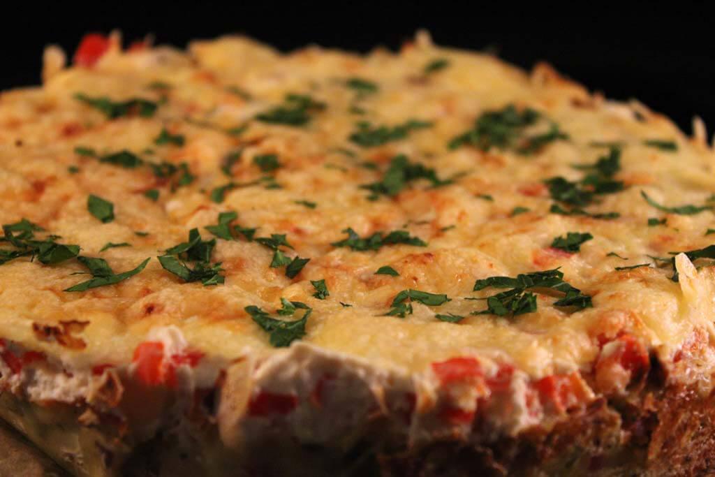 Foto zum Rezept: Herzhafter Kartoffelkuchen auf www.martinas-lieblingsrezepte.de