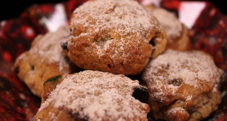 Foto zum Rezept: Stollenkonfekt auf www.martinas-lieblingsrezepte.de